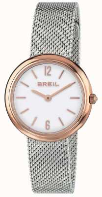 Breil | Ladies Iris Stainless Steel Mesh Strap | TW1777