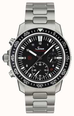 Sinn EZM 13 The diving chronograph 613.010