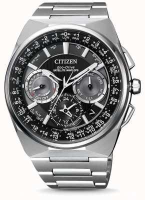 Citizen   Mens Eco-Drive Satellite Wave GPS   Titanium Bracelet   CC9008-84E