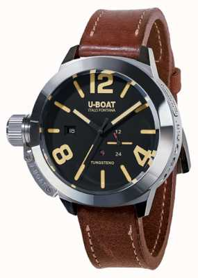 U-Boat 50mm Classico Tungsteno Movelock 8073