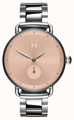 MVMT Bloom Blush Dhalia | Stainless Steel | Rose Dial D-FR01-S