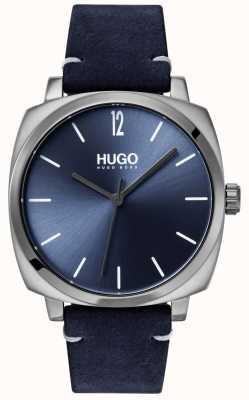 HUGO #own | Blue Leather Strap | Blue Dial 1530069