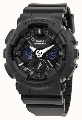 Casio G-shock S Series | Black Resin | GMA-S120MF-1AER