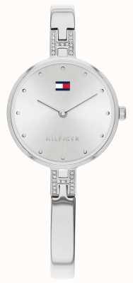Tommy Hilfiger | Women's Kit | Stainless Steel Bracelet | Silver Dial | 1782137