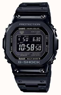 Casio | G-Shock Full Metal | Tough Solar | Digital Dial | Black GMW-B5000GD-1ER