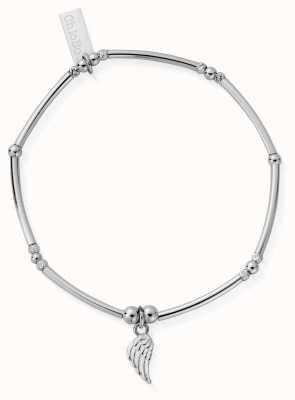 ChloBo | Sterling Silver 'Divinity Within' Bracelet | SBMNFB2530
