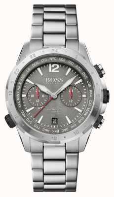 Boss   Nomad   Chronograph   Steel Bracelet   Grey Dial   1513774