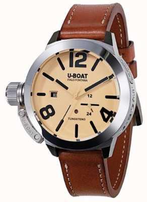 U-Boat Classico 45 Tungsteno AS 2 (Movelock) 8071