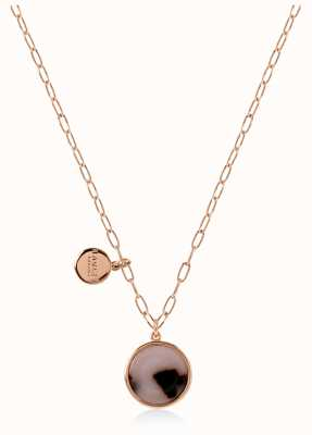 Radley Jewellery Wild Side | Rose Gold Plated Torte Necklace | RYJ2108S