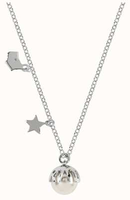 Radley Jewellery Hope Street   Silver Pearl And Star Necklace   RYJ2107S