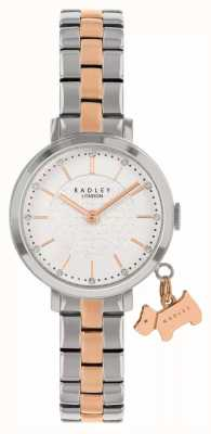 Radley Selby Street | Two-Tone Steel Bracelet | White Dial RY4397
