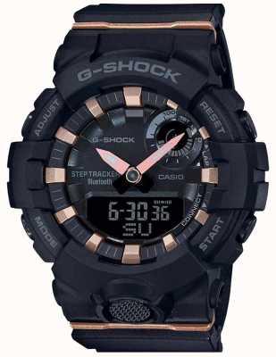 Casio | G-Shock G-Squad | Black Rubber Strap | Bluetooth Smart | GMA-B800-1AER
