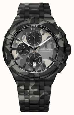 Maurice Lacroix Aikon | Limited Edition | Camouflage | Automatic AI1018-PVB02-336-1