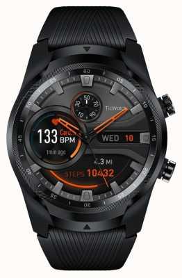 TicWatch Pro 4G LTE eSIM | Black | WearOS Smartwatch PRO4G-WF11018