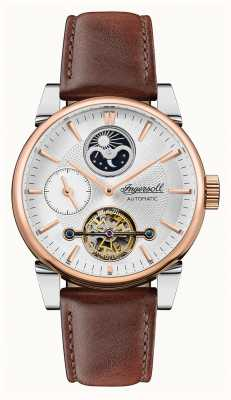 Ingersoll Men's | The Swing | Automatic | Brown Leather Strap I07503
