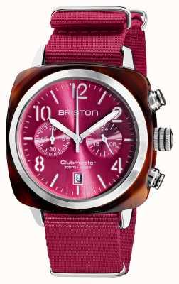 Briston Clubmaster Classic | Chronograph | 19140.SA.T.28.NBER
