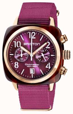 Briston Clubmaster Classic | Chronograph | 19140.PRA.T.32.NC