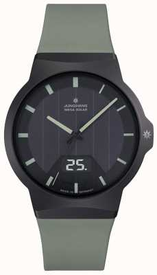 Junghans Force Mega Solar Black Ceramic 018/1002.00