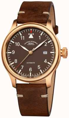 Muhle Glashutte Limited Edition Terrasport IV BRONZE M1-45-07-LB