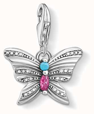 Thomas Sabo | Charm Pendant Butterfly | Sterling Silver 1831-342-7