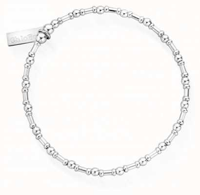 ChloBo Rhythm Of Water Bracelet | Sterling Silver SBRHYTHM
