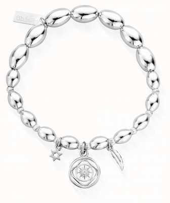 ChloBo The Freedom Bracelet | Sterling Silver SBLOP3008