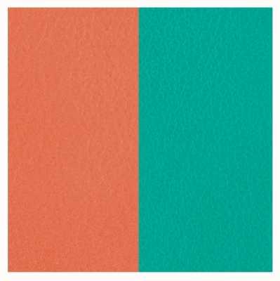 Les Georgettes 16mm Vinyl Insert | Earrings | Terracotta/Lagoon Blue 703218284DL000