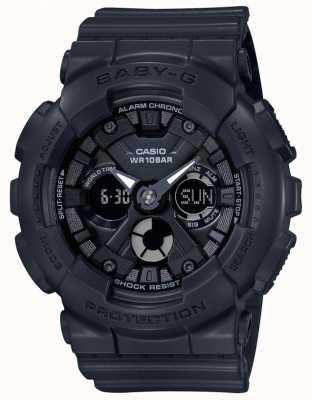 Casio Baby G Black Analog/Digital Alarm Chronograph BA-130-1AER