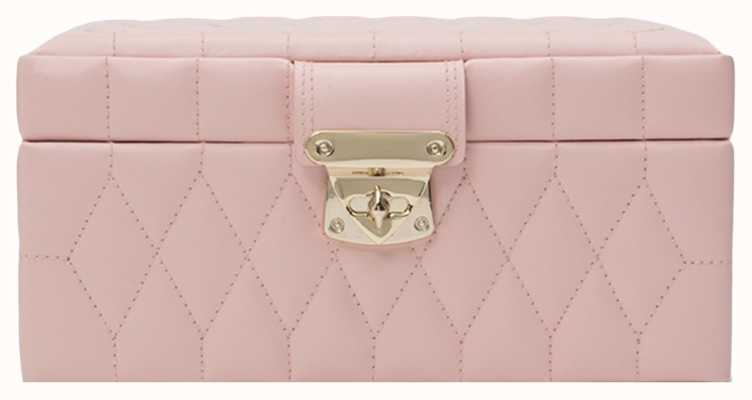 WOLF Caroline Rose Quartz Small Jewellery Box 329815