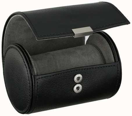 WOLF Howard Black Single Watch Roll 465703