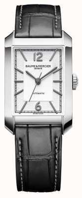 Baume & Mercier Gents Hampton | Automatic | Opaline Silver Dial | M0A10522
