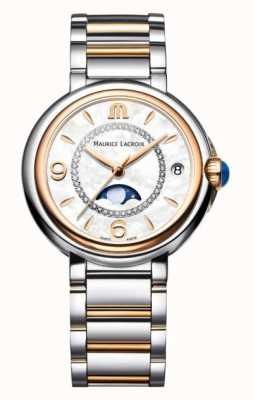 Maurice Lacroix FIABA   Moonphase   18ct PVD Plated FA1084-PVP13-150-1