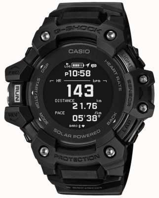 Casio | G-SHOCK | G-SQUAD | Heart Rate Monitor | Bluetooth | Black | GBD-H1000-1ER