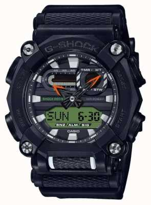 Casio G-SHOCK | LTD Edition | Heavy Duty | World Time | Black GA-900E-1A3ER