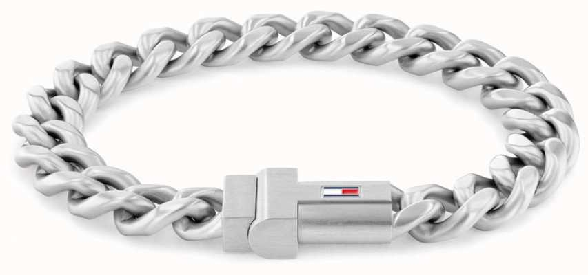 Tommy Hilfiger Men's Dressed Up | Stainless Steel Chain Bracelet 2790258