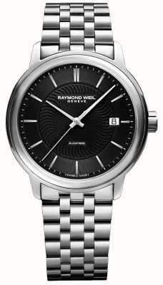 Raymond Weil Men's Maestro Automatic | Stainless Steel Bracelet | 2237-ST-20001