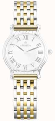 Michel Herbelin Antarès | Two-Tone Stainless Steel Interchangeable Strap Only BRAC.17048/T