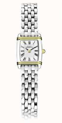 Michel Herbelin Art Déco | Women's Stainless Steel Bracelet | Gold/Silver Case 17438/T08B