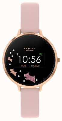 Radley Series 03 Activity Tracker | Pink Leather Strap RYS03-2002