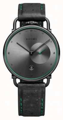 Baume & Mercier BAUME | Eco-Friendly Quartz | Grey Dial | Black Cork Strap M0A10599