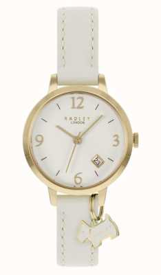Radley | Women's | Cream Leather Strap | Cream Dial | RY21210