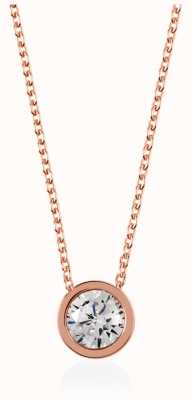 Radley Jewellery Fountain Road | Rose Gold Plated Silver Necklace RYJ2000