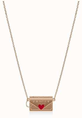 Radley Jewellery Love Letters | Women's Gold Plated Purse Shape Necklace RYJ2146S