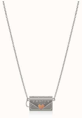 Radley Jewellery Love Letters | Sterling Silver Purse Shape Necklace RYJ2149S-CARD