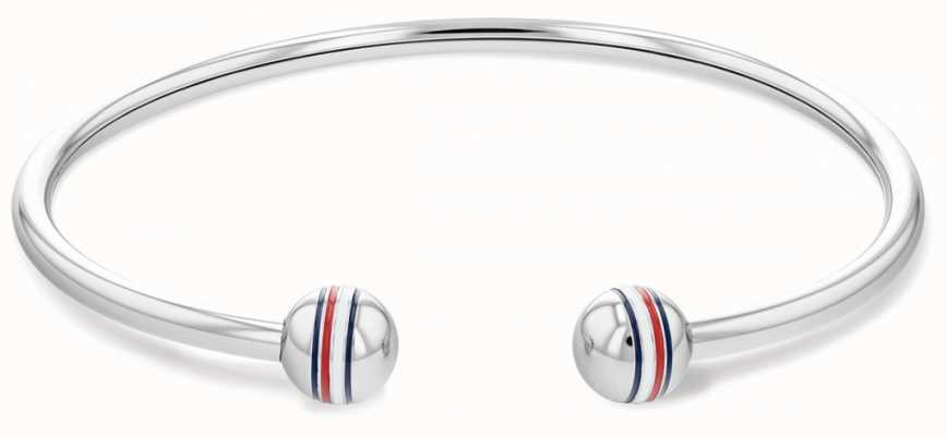 Tommy Hilfiger Dress | Women's Stainless Steel Bangle 2780490