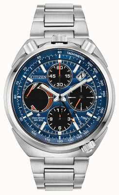 Citizen Men's Eco-Drive  Tsuno Chrono Racer AV0070-57L