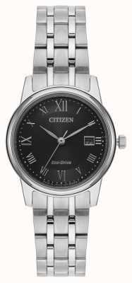 Citizen Women's Eco-Drive Silver Bracelet EW2310-59E