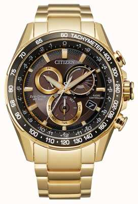 Citizen Men's Eco-Drive Perpetual Chrono A.T CB5912-50E