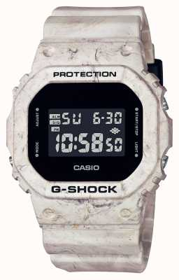 Casio G-Shock | Utility Wavy Marble | Digital Display DW-5600WM-5ER