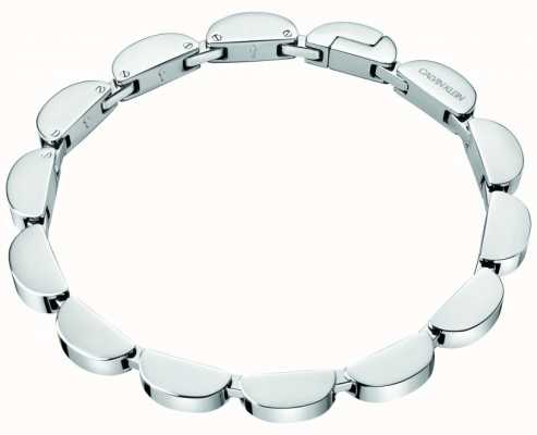 Calvin Klein Women's Stainless Steel Bracelet KJAYMB000200